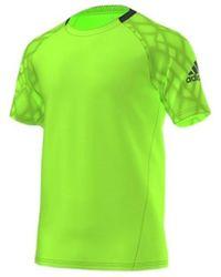 Camiseta Adidas Adidas Climacool Lyst en naranja 19996 para hombre Lyst 6545567 - allergistofbrug.website