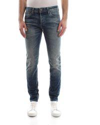 Jack & Jones Jack Jones 12094996 GLENN Jeans - Bleu