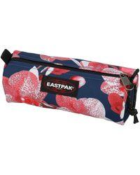 Eastpak Trousse Benchmark charming pink - Bleu