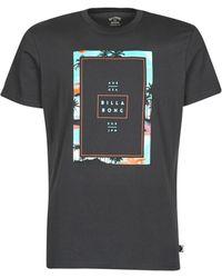 Billabong T-Shirt Tucked - Nero