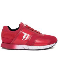 Trussardi 77A00154 Chaussures - Rouge