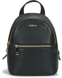 Furla Rugzak Libera Mini Backpack - Zwart