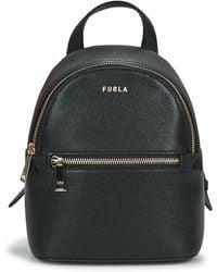 Furla Zaini Libera Mini Backpack - Nero