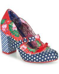 Irregular Choice Zapatos de tacón FLY A KITE - Rojo