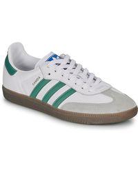 adidas Lage Sneakers Samba Og - Wit