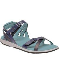 Regatta Sandales Open Toe - Bleu