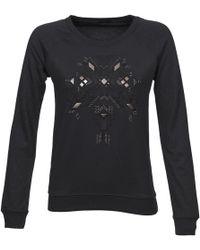 IKKS - Rappa Women's Sweatshirt In Blue - Lyst