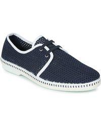 1789 Cala Riva Heritage Espadrilles / Casual Shoes - Blue