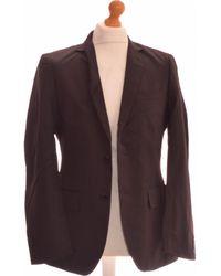 H&M Veste De Costume 38 - T2 - M Vestes de costume - Marron