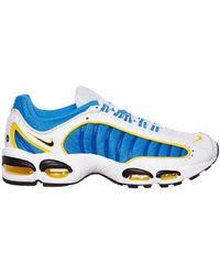 Nike Lage Sneakers - Blauw