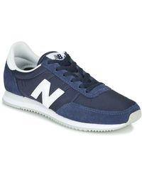 New Balance 720 - Sneakers - Blauw