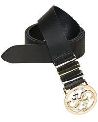 Guess - Corian Women's Belt In Black - Lyst