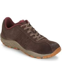 Merrell - Lage Sneakers Sprint Lace Suede Ac+ - Lyst