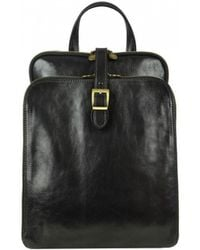 Time Resistance - Clarissa Women's Backpack In Black - Lyst