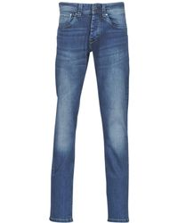 Pepe Jeans Straight Jeans Cash - Blauw