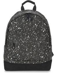 Mi-Pac - Splattered Black Backpack - Lyst