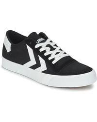 Hummel Lage Sneakers Stadil Rmx Low - Zwart