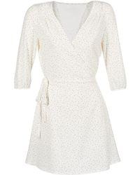 ONLY - Nova Lace Women's Dress In White - Lyst