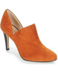 Mellow Yellow Low Boots Dibella - Bruin