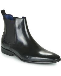 Azzaro Boots - Noir