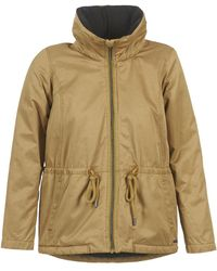 Bench - Concise Women's Parka In Brown - Lyst