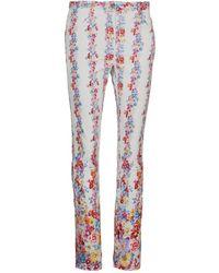 Rene' Derhy - Neron Women's Trousers In Multicolour - Lyst