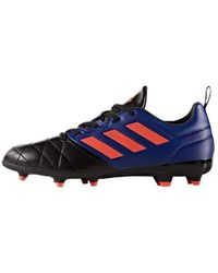 adidas - Ace 173 Fg Woman Women s Football Boots In Black - Lyst 0c1ecfbe6d