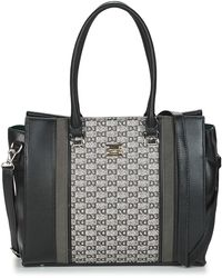 David Jones Handtas 61122-2-black - Zwart