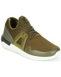 ASFVLT Sneakers Lage Sneakers Train - Groen
