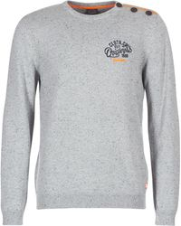 Jack & Jones - Jortrast Men's Sweater In Grey - Lyst
