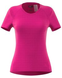 adidas - FR SN SS Tee W T-shirt - Lyst
