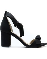 Nae Vegan Shoes Estela Black Sandales - Noir