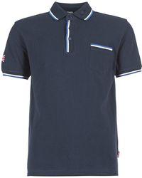 Lonsdale London - Johnstone Men's Polo Shirt In Blue - Lyst