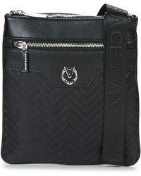 Versace Jeans Soulene Men s Pouch In Black in Black for Men - Lyst 2992e4fa21608