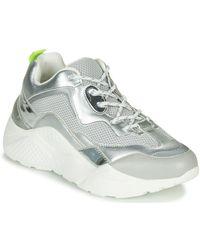 Steve Madden Lage Sneakers Antonia - Grijs