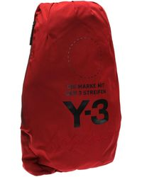adidas Y-3 Yohji Bpack Sac à dos - Rouge