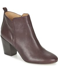 Emma Go - Ewans Women's Low Ankle Boots In Red - Lyst