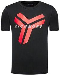 John Richmond T-shirt - Noir