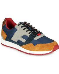 Faguo Lage Sneakers Ivy - Blauw