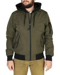 Superdry Jacket - M5010143A - Grün