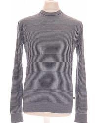 MICHAEL Michael Kors T-shirt Manches Longues 34 - T0 - Xs T-shirt - Bleu