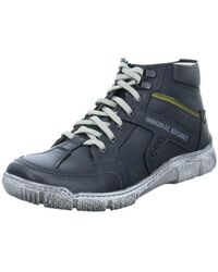 Krisbut - 63065 Men's Shoes (high-top Trainers) In Grey - Lyst