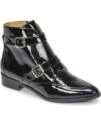 9410f09e5e8773 HUNTER Original Mercury Chelsea Boots in Black - Lyst