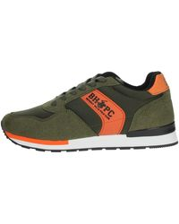Beverly Hills Polo Club Lage Sneakers Bh623 - Groen
