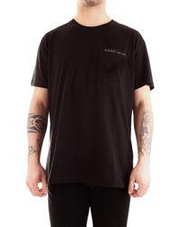 Givenchy T-shirt Korte Mouw Bm70va3002 - Zwart