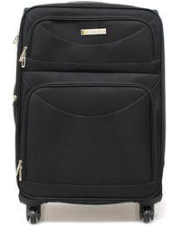 Ciak Roncato 43.04.02 Soft Suitcase - Black