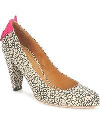 Maloles CHRISTIA Chaussures escarpins - Multicolore