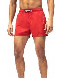 Pepe Jeans Bañador NEW BRIAN - Rojo