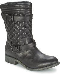 ALDO GRAECLYA Boots - Noir