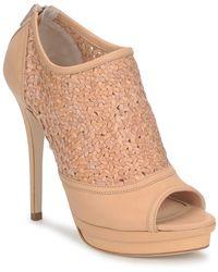 Jerome C. Rousseau ELLI WOVEN Chaussures escarpins - Neutre